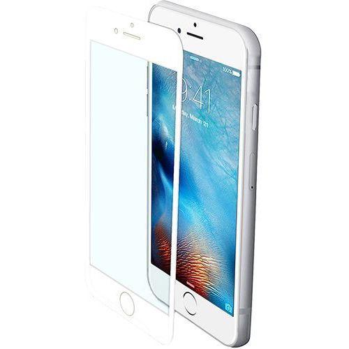 Szkło hartowane do iphone 7 biała ramka glass800wh marki Celly