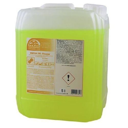 Płyn do gruntownego czyszczenia i odtłuszczania super oil cleaner 5l środek do odtłuszczania metalu, odtłuszczanie powierzchni metalowych marki Dolphin