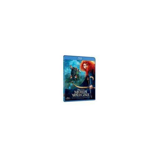 Merida Waleczna Blu-Ray