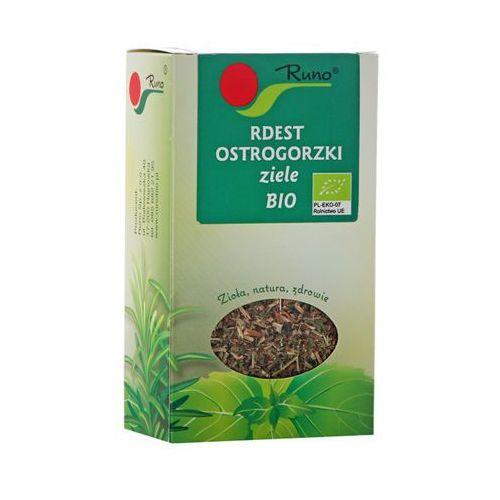RUNO 50g Rdest ostrogorzki ziele Bio