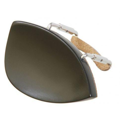 Gewa podbródek skrzypcowy flat 1/4 - 1/2 heban - ekstremalnie niski