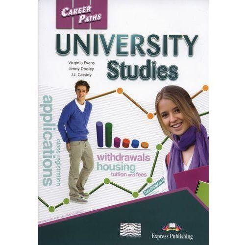 Career Paths. University Studies SB - Dooley Jenny, Evans Virginia, Express Publishing