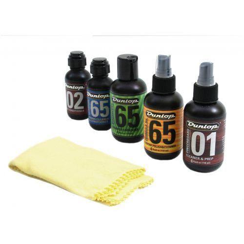 Dunlop 6500 formula 65 care kit zestaw czyszczący