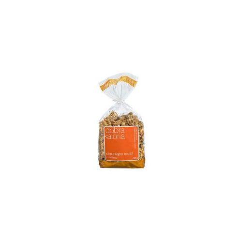 Dobra kaloria Chrupiące musli z melasą 250g -