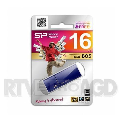 Pendrive Silicon Power 16GB 3.0 Blaze B05 Sweet Pink, kup u jednego z partnerów