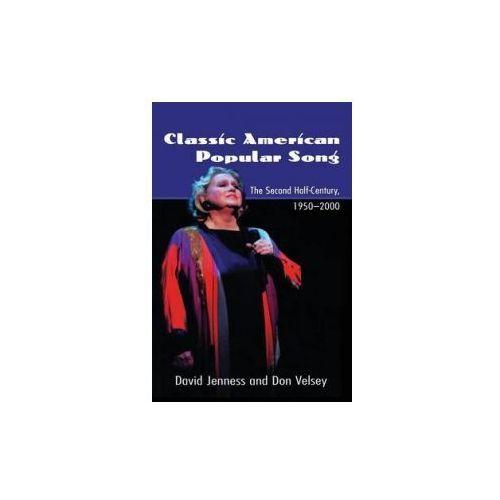 Classic American Popular Song