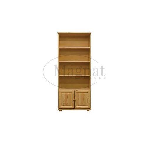 Biblioteczka sosnowa nr3