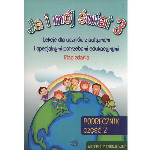 Ja i mój świat 3 Podręcznik cz.2, oprawa broszurowa