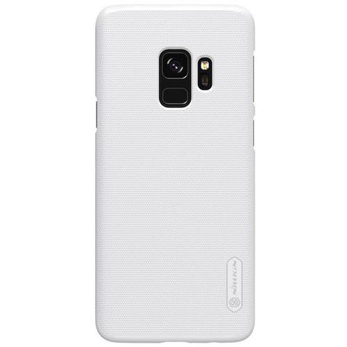 Etui Nillkin Frosted Shield Samsung Galaxy S9 - White - White (6902048153707)