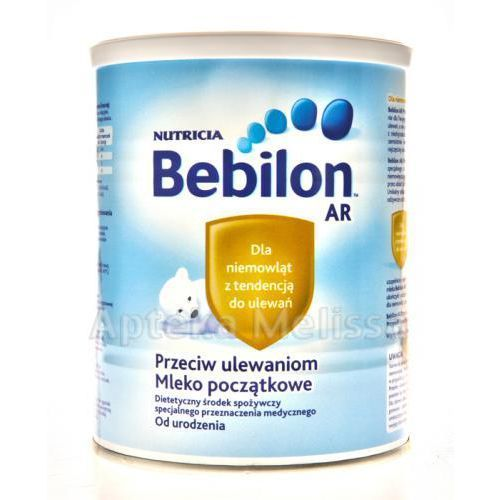 BEBILON AR Mleko modyfikowane początkowe przeciw ulewaniom - 400 g (mleko dla dzieci)