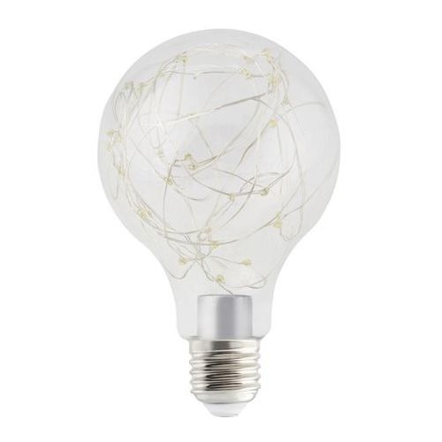 Żarówka LED Diall A90 E27 0 8 W 10 lm girlanda przezroczysta barwa zimna