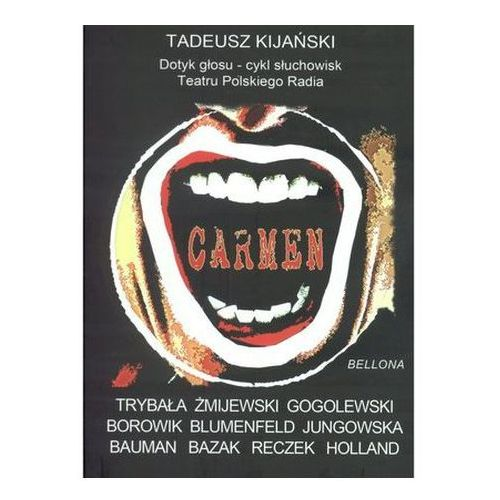 Tadeusz kijański Carmen (+cd audio)