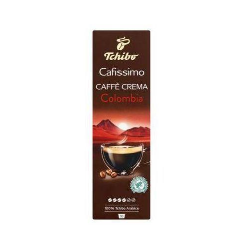 Tchibo 10x8g cafissimo caffe crema colombia andino kawa mielona w kapsułkach