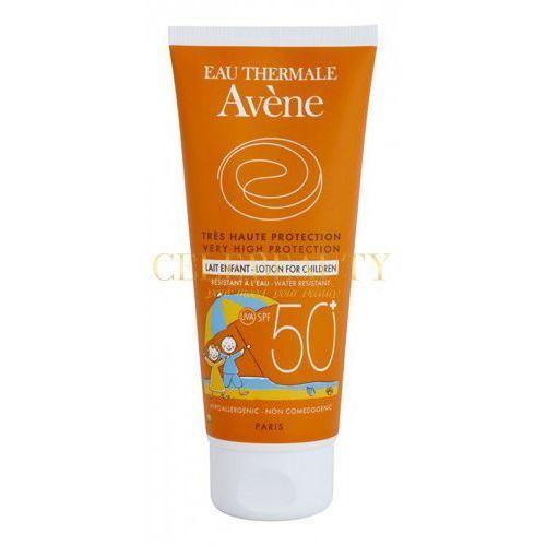AVENE Sun Kids mleczko ochronne dla dzieci SPF 50+ 250 ml