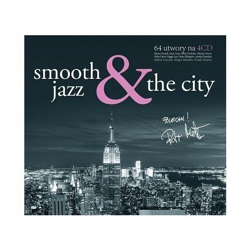 Mymusic Różni wykonawcy - cd smooth jazz & the city 4cd
