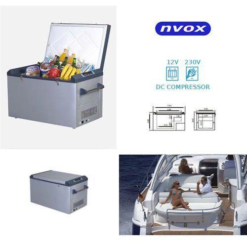 NVOX K62P lodówka turystyczna samochodowa 62L sprężarkowa z kompresorem 12V 230V - produkt z kategorii- lodówki turystyczne