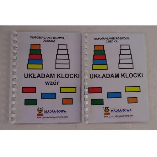 UKŁADAM KLOCKI (9788365702302)