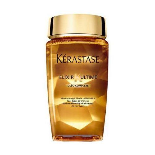 Kerastase - Eliksir ultime - Elixir Ultime Bain - Kąpiel na bazie olejków do każdego rodzaju włosów - 250 ml - sprawdź w sklepEstetyka.pl