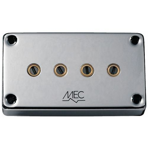 star bass ii 4 string pu passive, bridge, chromowany przetwornik gitarowy marki Mec