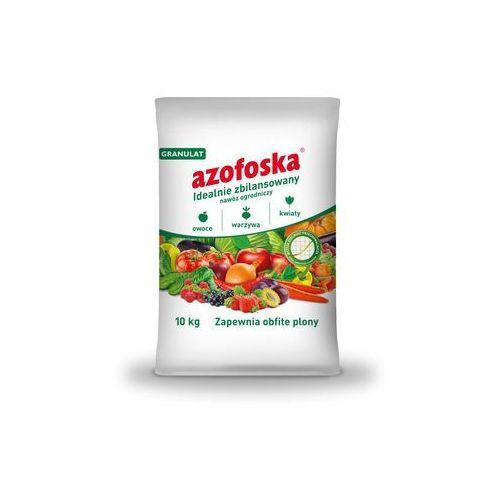 Florovit Nawóz uniwersalny azofoska : pojemność - 10 kg