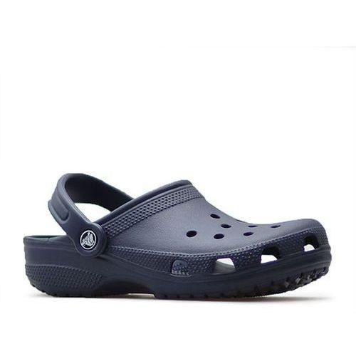 Klapki Crocs Classic 10001-410 Granatowe