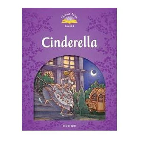 Classic Tales Second Edition: Level 4: Cinderella e-Book & Audio Pack (9780194239424)
