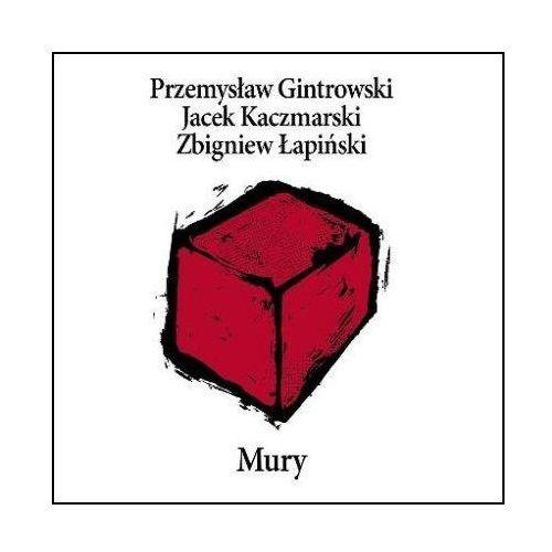 Emi music Kaczmarski, j. , gintrowski, p. , lapinski, z. - mury (re-edycja) (5099991277923)