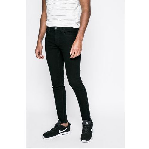 Only & Sons - Jeansy Warp Black, jeans