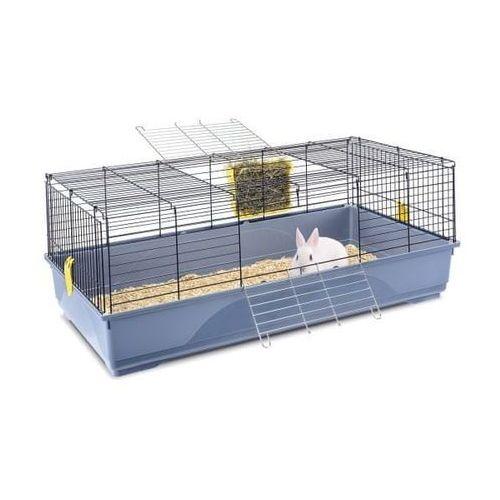 IMAC klatka dla królików i świnek morskich, mix kolorów 140x69,5x54 cm
