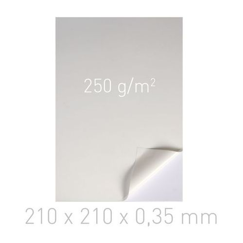 O.DSA Cardboard 210 x 210 x 0,35 mm - 250 g/m2 - 100 sztuk
