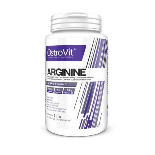 Ostrovit L- arginina l- arginine proszek 210g pure (5902232610307)