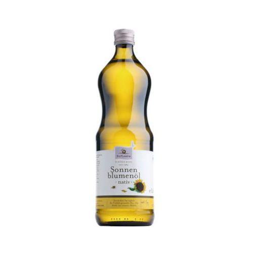 E 1l olej słonecznikowy virgin bio marki Bio planet