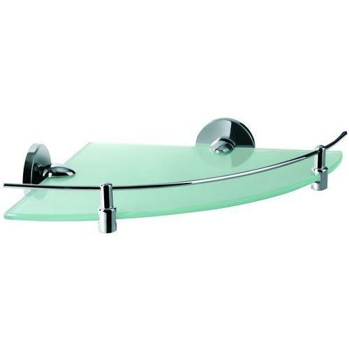 Półka łazienkowa bf 01435 chrom marki Bisk