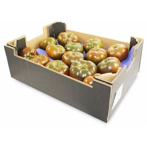 Opakowanie zbiorcze (kg) - pomidory czarne rebellion świeże bio (około 6 kg) marki Świeże dystrybutor: bio planet s.a., wilkowa wieś 7, 05-084 leszno k.