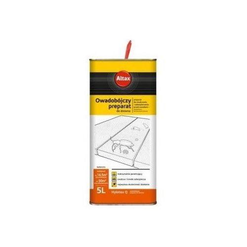 Altax (hylotox q)- preparat owadobójczy, 5 l