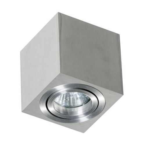 Azzardo Plafon lampa oprawa sufitowa mini eloy 1x50w gu10 aluminium gm4006 al