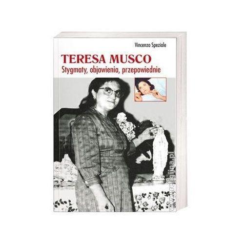 Teresa Musco. Stygmaty, objawienia, przepowiednie (192 str.)