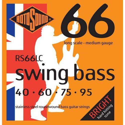 Rotosound RS 66LC struny do gitary basowej 40-95