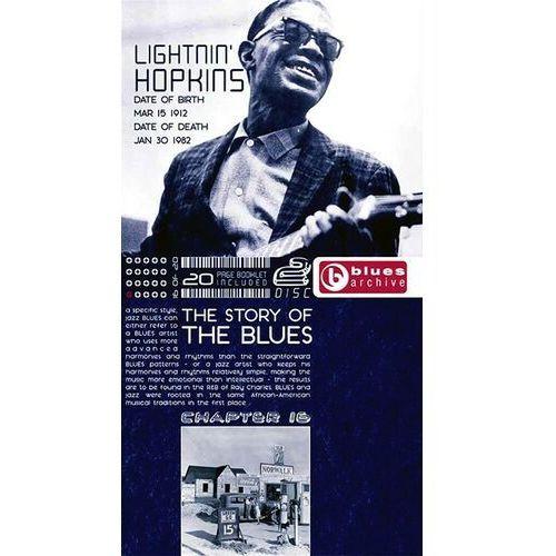 LIGHTNIN' HOPKINS - Blues Archive (2CD), 4011222220721