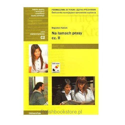 Na łamach prasy cz.2 (244 str.)