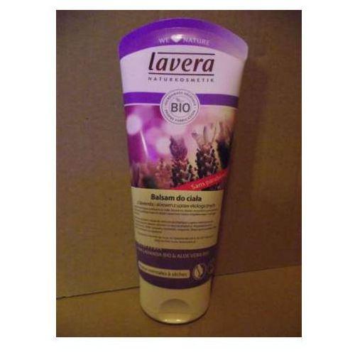 Lavera-Balsam do ciała z lawendą i aloesem z upraw ekologicznych