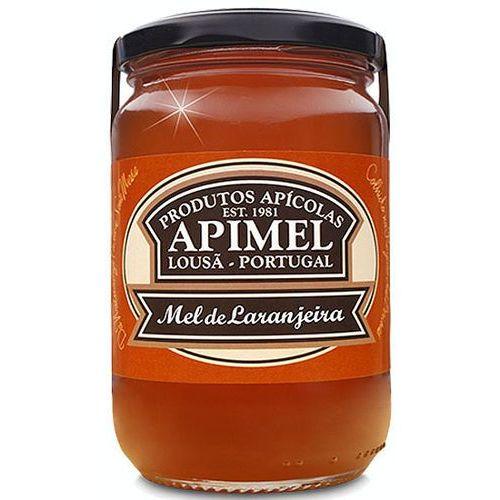 Apimel Portugalski miód pomarańczowy 500g