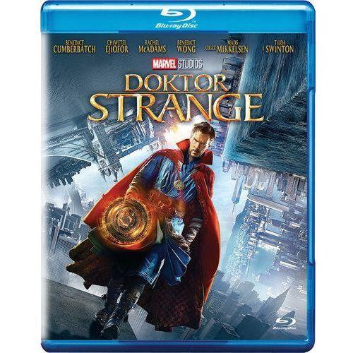 Doktor Strange (Blu-ray) - Scott Derrickson DARMOWA DOSTAWA KIOSK RUCHU (7321917506113)