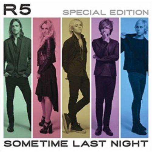 Universal music polska Sometime last night - r5 (płyta cd) (0050087333867)