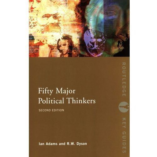 Fifty Major Political Thinkers (9780415400992)