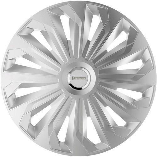 Michelin Kołpaki  2mil92001, r14, 4 szt., kolor: srebrny, chrom (4038373920010)