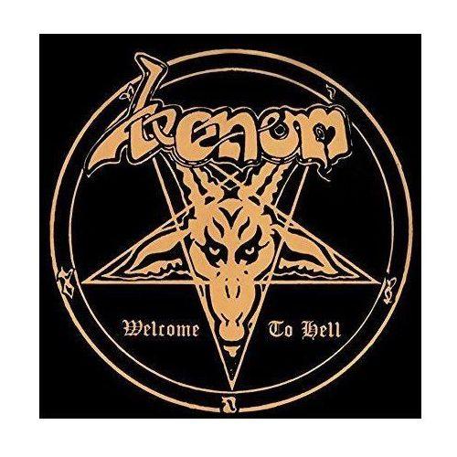 Back on black Welcome to hell - venom (płyta winylowa) (0803341310056)