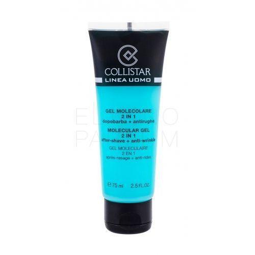 Collistar linea uomo molecular gel 2in1 balsam po goleniu 75 ml dla mężczyzn (8015150284783)