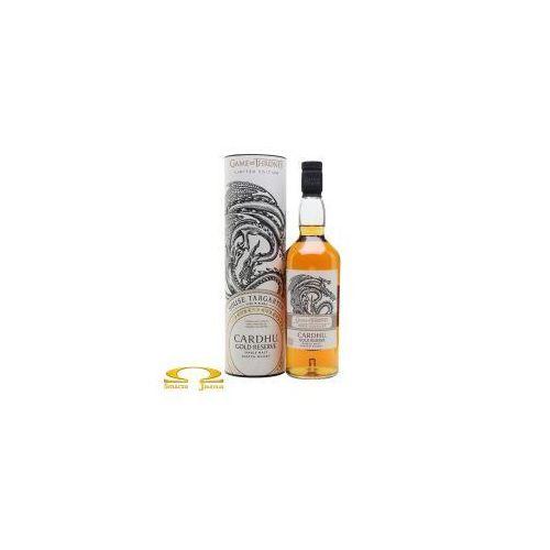 Classic malts of scotland Whisky cardhu gold reserve house targaryen 0,7l