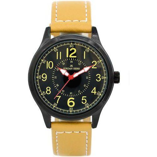 862279a9134407 Jordan Kerr 11720-2A 109,00 zł Opis zegarka: Zegarek męski Jordan Kerr  model 11720 wyekwipowany pozostał w bezusterkowy japoński mechanizm.